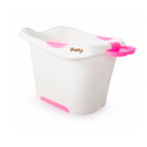 Ifam Deluxe Baby Bath - Pink