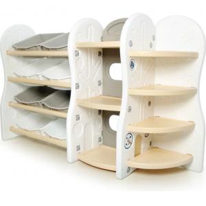 Ifam Design Toy Organizer - 3 In 1 - Beige