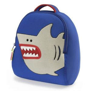 DabbaWalla Machine Washable Preschool Backpack - Shark Tank
