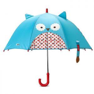 Skip Hop Zoobrella Little Kid Umbrella - Owl