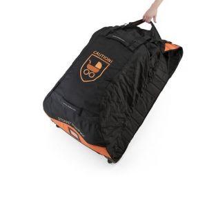 Stokke Prampack Transport Bag Orange and Black