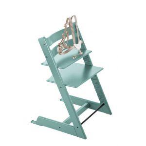 Stokke Tripp Trapp Chair V2 - Aqua Blue