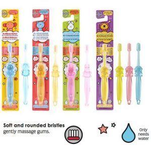 Thera Wise Children's Toothbrush 0-4Yrs