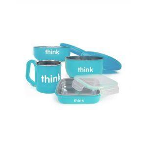 Thinkbaby Feeding Set -Blue
