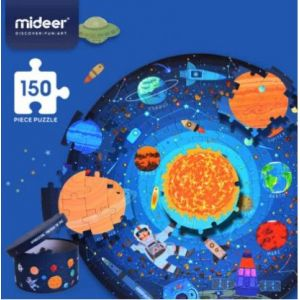 Mideer Wandering Through The Space Puzzle 5Y+ 150pcs