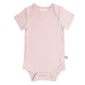 Kyte Baby Bodysuit in Blush 3-6 months