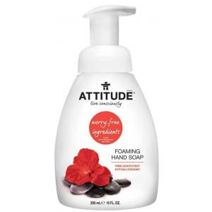 Attitude Little Leaves Foaming Hand Soap Pink Grapefruit 295ml
