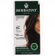 意大利Herbatint天然植物染发剂 4C-灰栗色 40余年无氨植物染发专家 孕妇可用