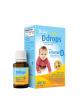 D-Drops 婴儿维生素D3 400IU 90滴