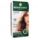 意大利Herbatint天然植物染发剂 7N-亚麻色 40余年无氨植物染发专家 孕妇可用