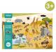 Mideer Stickers Reusable Natural Animal 200 pieces 3+