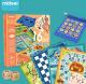 Mideer 16 in 1 Classic Games 3+
